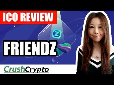 ICO Review: Friendz (FDZ)  - Decentralized Digital Marketing
