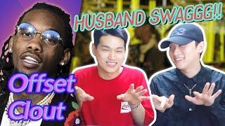 K-pop Artist Reaction] Offset - Clout ft. Cardi B