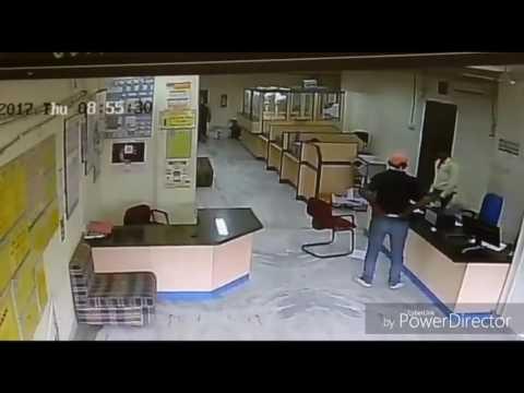 BAnk robbery in UCO bank raja park jaipur