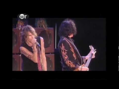 Mama Kin Aerosmith Live Japan 2002