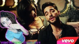 Maluma - Felices los 4 (Video Official) Video Reaccion de colombiana :D PERLY LAVERDE
