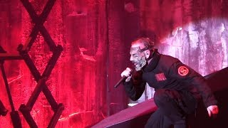 Slipknot LIVE Wait And Bleed - Tokyo, Japan 2016-11-06