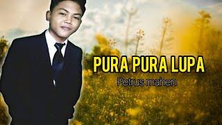 Mahen(pura pura lupa)-by arya saputra akustic