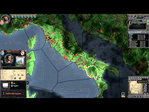 Crusader Kings 2 - The Republic DLC - Pisa - Part 4