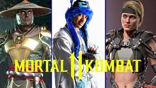 Mortal Kombat 11 | The Reveal Full Tournament | Top 8 | 1080p 2019
