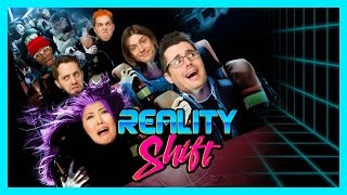 roller coaster vomit simulator reality shift