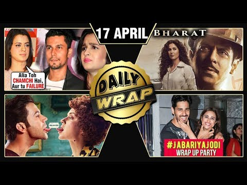 Alia Bhatt Randeep Hooda INSULTED KALANK Public Review Salman Katrina Bharat  Top 10 News