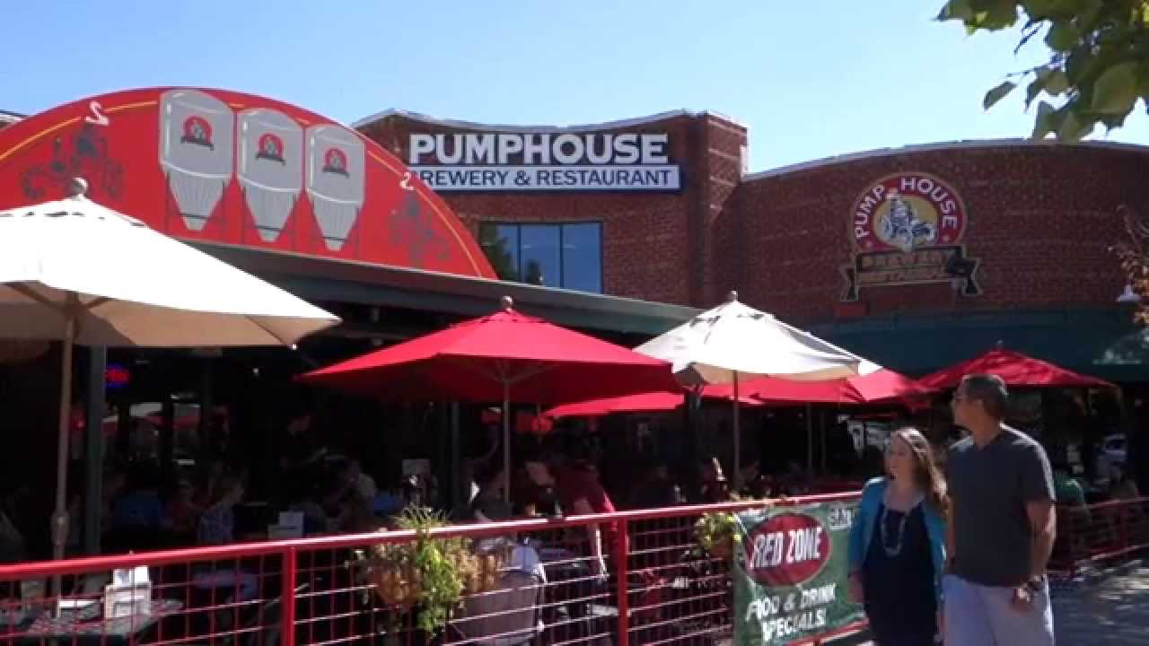 Minute At Pumphouse Brewery Longmont Colorado
