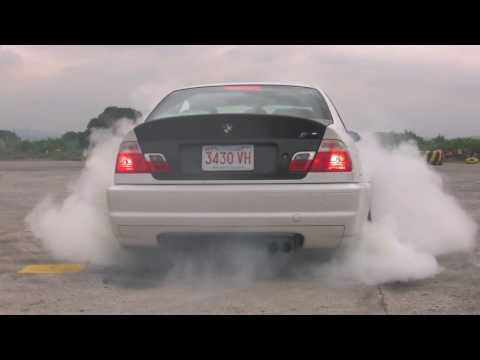 Mad E46 M3 Drifting!