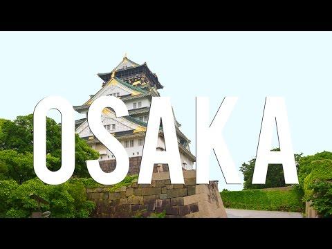 Découverte d'Osaka | VLOG JAPON