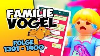 Playmobil Filme Familie Vogel: Folge 1391-1400 Kinderserie | Videosammlung Compilation Deutsch