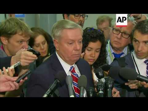 Graham Gives Mixed Support to Special Counsel