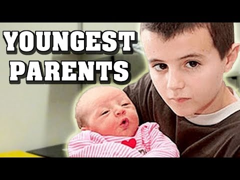 10 YOUNGEST PARENTS You Won't BELIEVE EXIST
