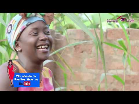 The scary digger. Kansiime Anne. African comedy.