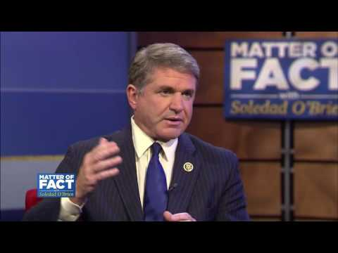 """Rep. McCaul: """"We Are in the Highest Threat Environment Since 9/11"""""""