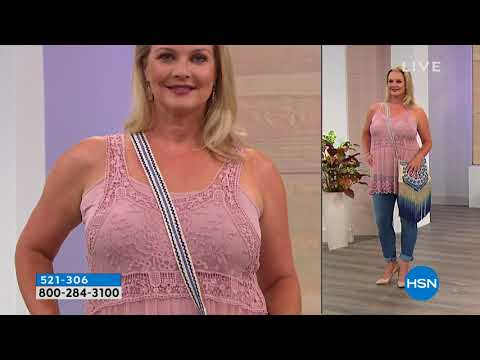 HSN | Hillary Scott Fashions 09.10.2018 - 01 PM