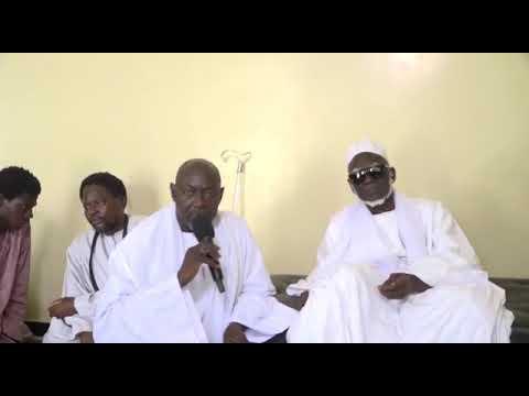 Urgent:Importante mise au point du khalif général des mourides s Mountakha Mbacké