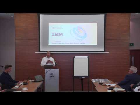 HELIUM BLOCKCHAIN ALLIANCE - Robert Longden IBM
