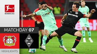 #b04bmg | highlights from matchday 7!► sub now: https://redirect.bundesliga.com/_bwcs watch the bundesliga of bayer 04 leverkusen vs. borussia mön...