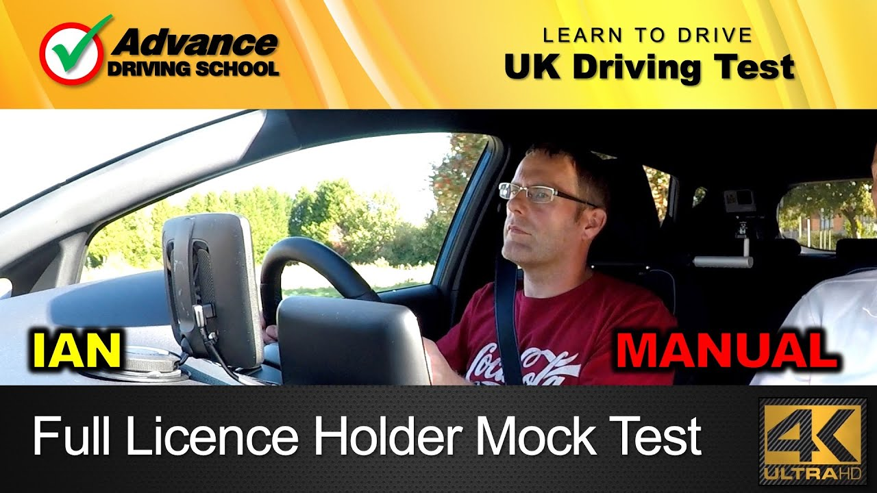 Can a full licence holder pass the 2019 UK Driving Test?   Full Mock Test