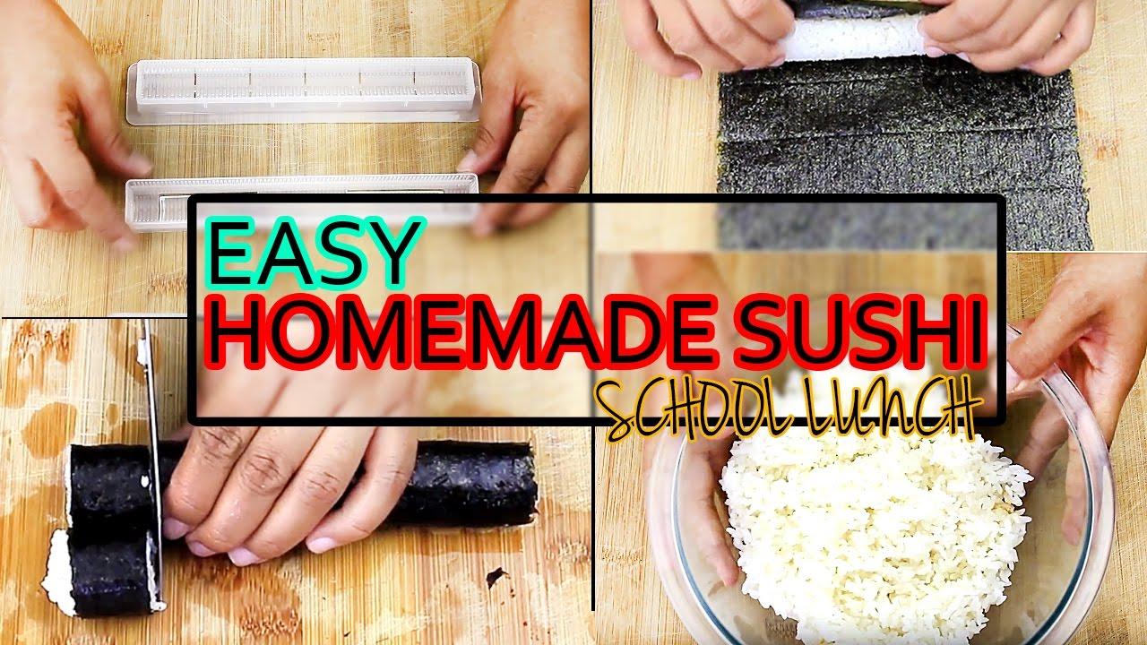 Dorime EIN japanischer Sushi-Sushi-Werkzeug Produktions-Tools kreative K/üche DIY Bambusmatte Rollen Stiftwalze Huhnrolle Hersteller Kn/ödel