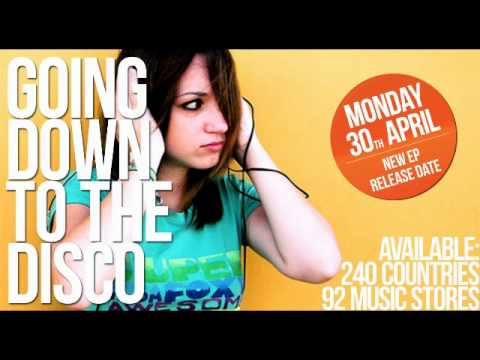 DJ TZR - Dance Dance (Going Down to the Disco EP) new house music May 2012