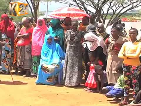 Memorial held for 42 police officers massacred in Samburu County