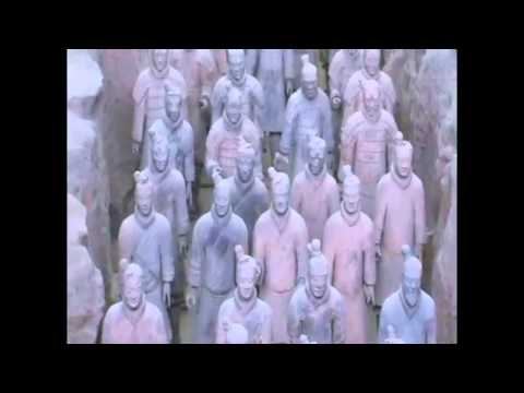 TRAVEL GUIDE - Xi'an China's Terre cotta Warriors , the 8th wonder of the world