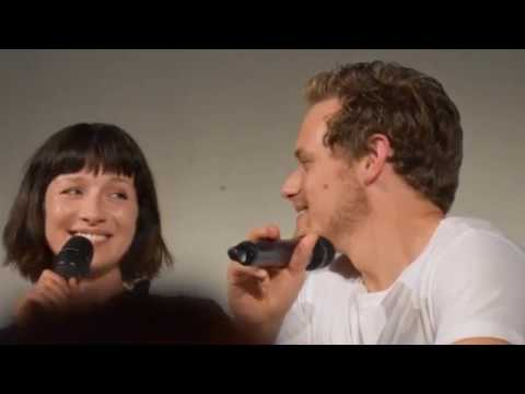 Sam Heughan and Caitriona Balfe  These Days
