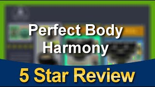 Perfect Body Harmony Austin Exceptional 5 Star Review by Lana Cobb DAmbrosio, Shea Butter, Bentonite