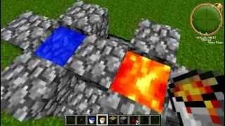 มายคราฟ-วิธีทำเครื่องผลิตหิน