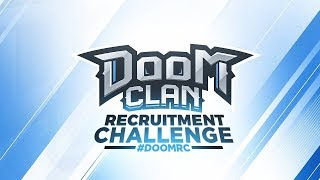 Do you want to join DooM Clan? #DooMRC