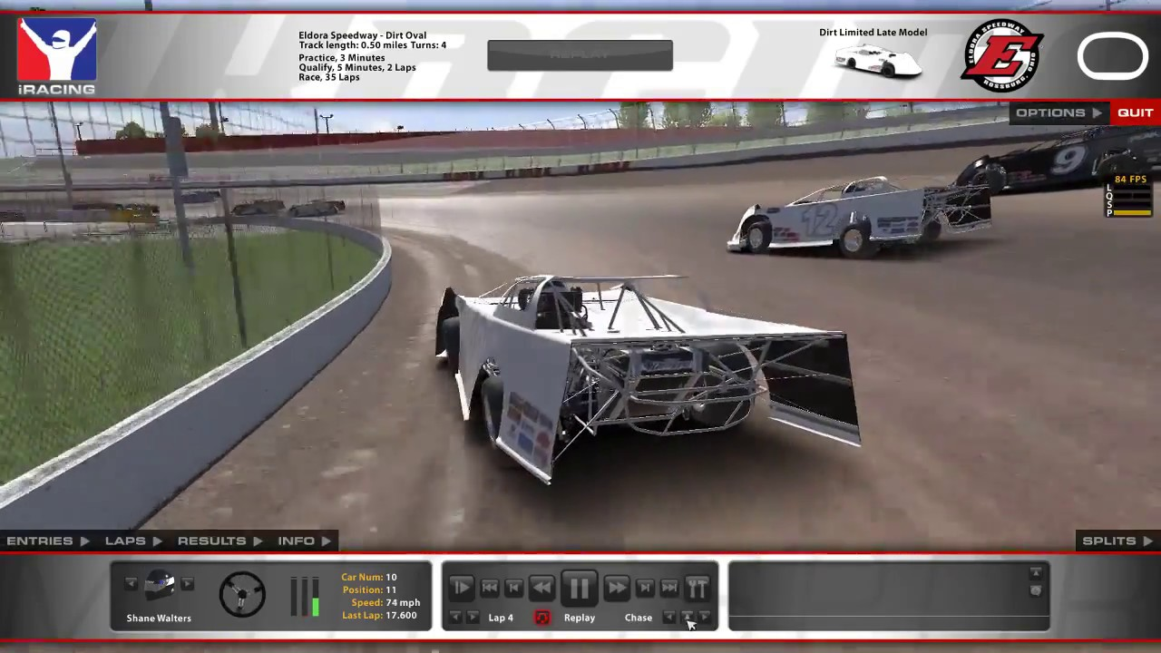 Iracing Car Setup