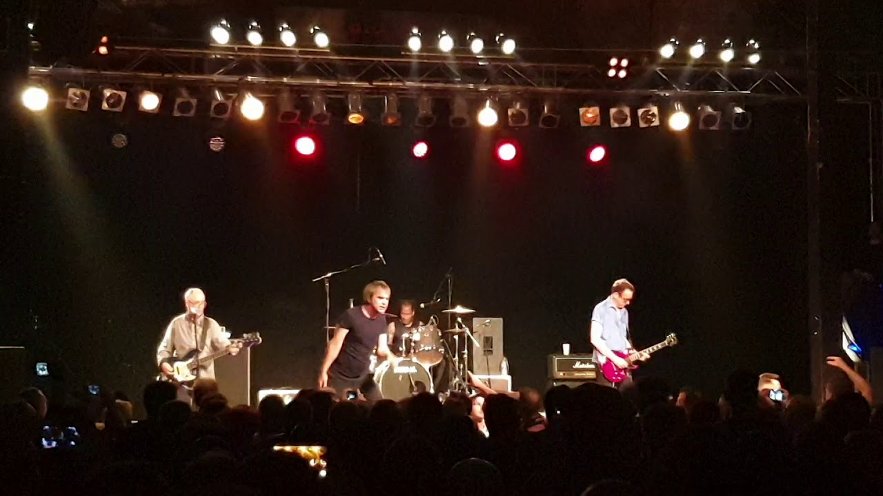 Dead Kennedys - Live in Stuttgart 2019 - Holiday in Cambodia