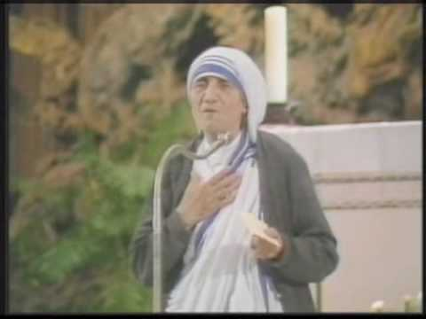 Pope John Paul and Mother Teresa - Message to Seminarians and Priests