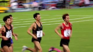 102年 全國運動會 10000米決賽