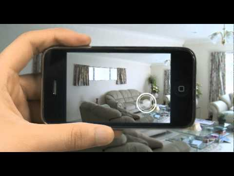 Augmented Reality Wallpaper Renovator Youtube