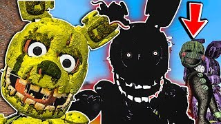 NEW FAZBEAR ULTIMATE PILL PACK 3 IS OUT! - Garry's Mod Gameplay - FNAF Gmod Spotlight
