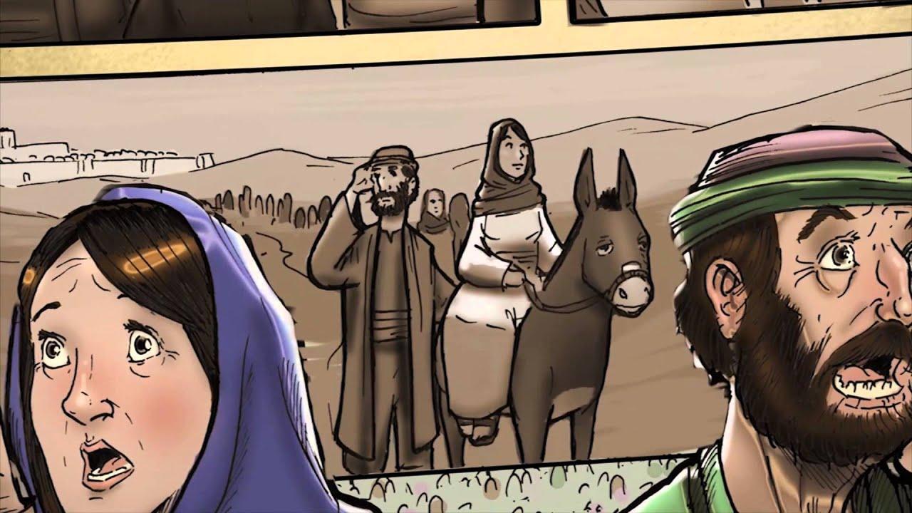 Jesus is Lost Luke 2 41-52