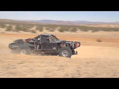 Mike Palmer Crossfire - Nemesis Racing Trophy Truck 57 Barstow Testing 2017