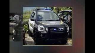 Kereta Polis Malaysia [PDRM New Rides]