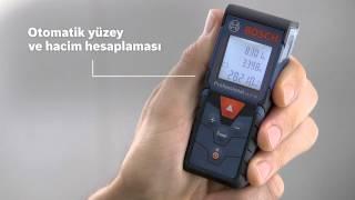 GLM 40 Professional Lazerli Uzaklık Ölçer
