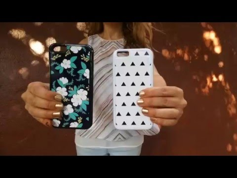 New 2-in-1 Cell Phone Case by Ink Philosophy