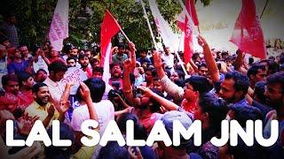 JNUSU Election 2018 all student celebration