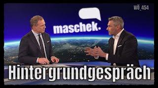 Maschek – Hintergrundgespräch