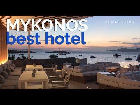 Bill & Coo - THE BEST HOTEL IN MYKONOS, GREECE