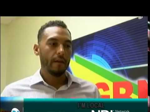 I'm Local on GBN News Grenada