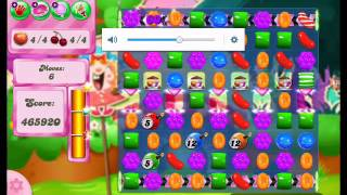 Candy Crush Saga - Level 962 - No boosters ☆☆☆ :)