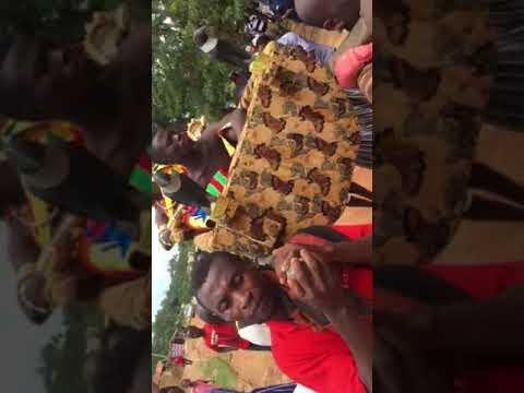 Tarkwa Breman Akofena festival 2018