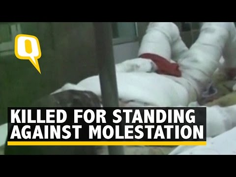 Man Burnt Alive For Reporting Daughter's Molestation in Unnao